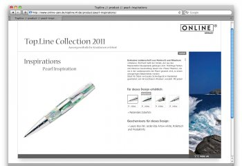 Topline Collection 2011 - Inspirations - Pearl Inspirations